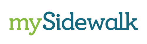 mySidewalk's logo